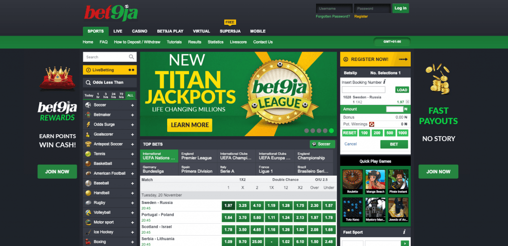 Can I Use my Desktop's Account Details for my Bet9ja Mobile Login
